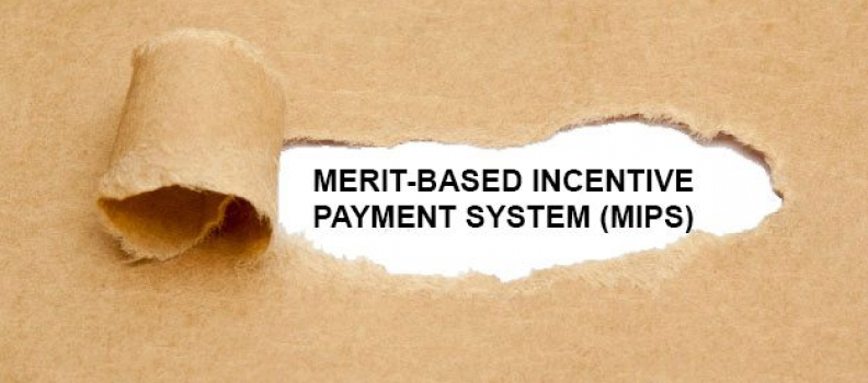 Looking forward to the Merit-Based Incentive Payment System (MIPS): Here's the latest info to date